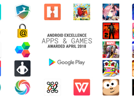 Introducing new Android Excellence apps and games on Google Play